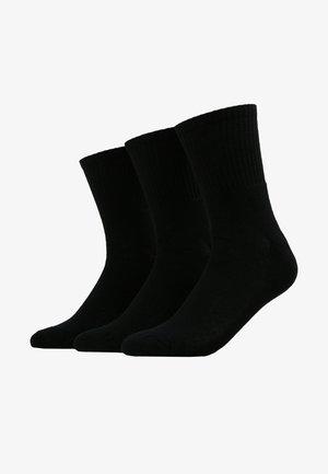 SPORT 3 PACK - Socks - black