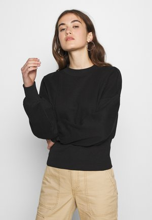 ONLLINA  HIGHNECK  - Sweatshirts - black