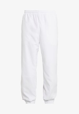 TENNIS PANT - Trainingsbroek - white
