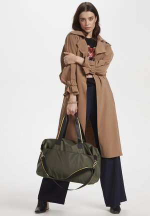 DONNAKB - Sports bag - dark olive