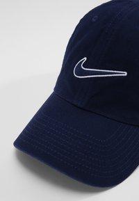 Nike Sportswear - WASH UNISEX - Cappellino - obsidian - 4