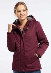 DreiMaster - Winter jacket - bordeaux - 0