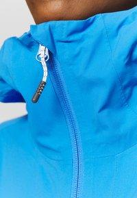 Columbia - OMNI-TECH™ AMPLI-DRY™ SHELL - Hardshell jacket - harbor blue - 3