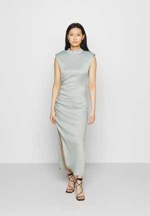 SUNNA LONG DRESS - Společenské šaty - slate gray