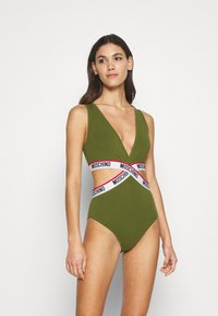 Moschino Underwear - Body - military green - 1