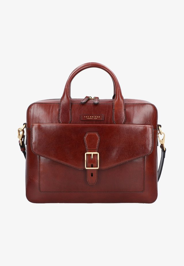 SODERINI - Briefcase - brown