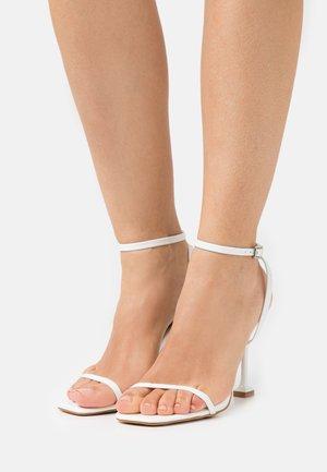 MERINDA - Sandals - white