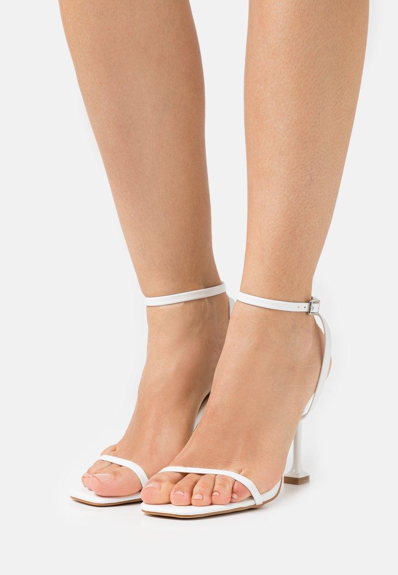 BEBO - MERINDA - Sandalen - white