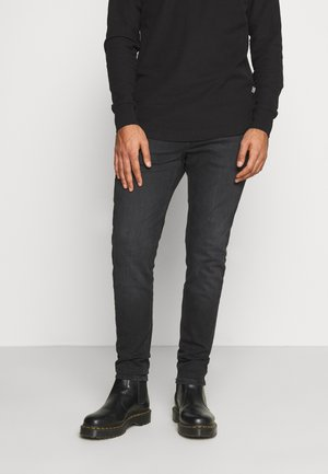 MILES - Džíny Slim Fit - max black