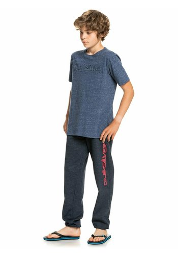 NEW SLANG - Print T-shirt - insignia blue heather