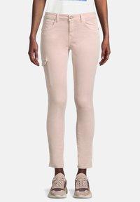 Cartoon - Slim fit jeans - dusty blush - 0