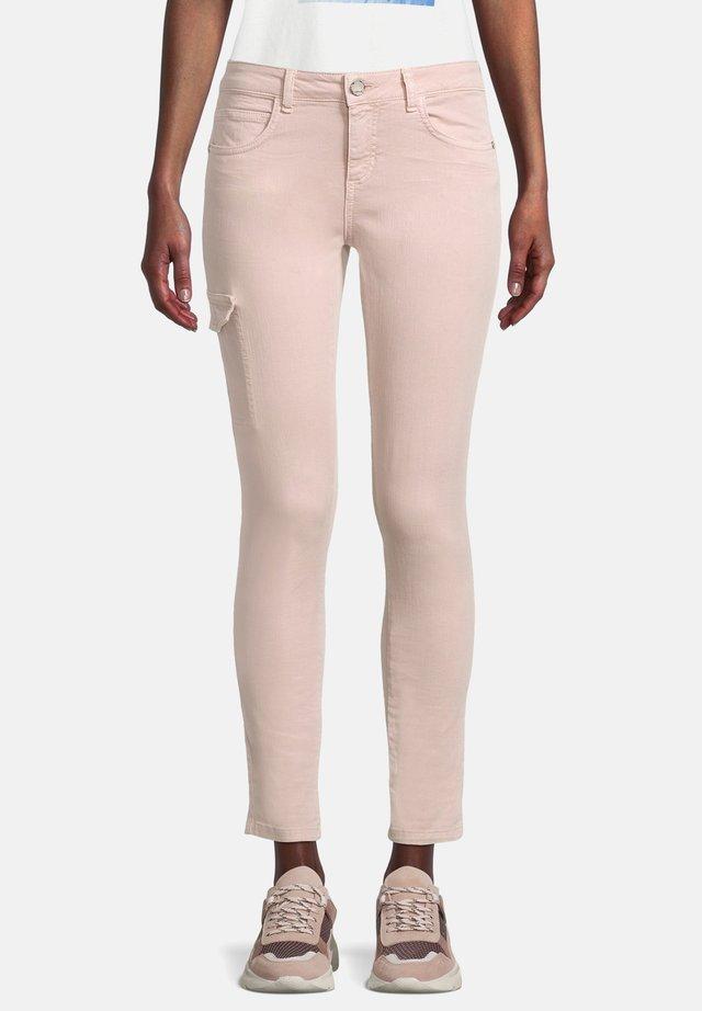Slim fit jeans - dusty blush