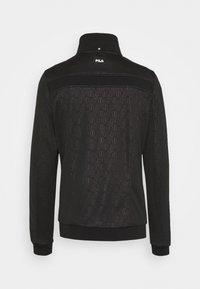 Fila - JACKET LEONIE - Training jacket - black - 1