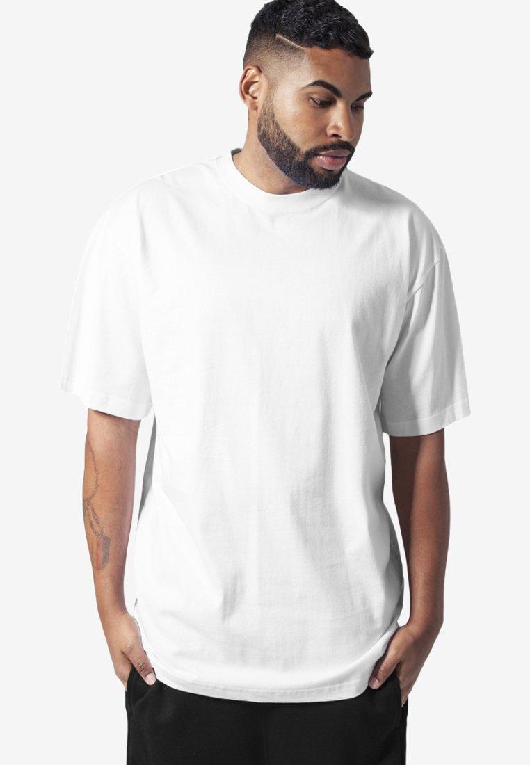 Urban Classics - Jednoduché triko - white