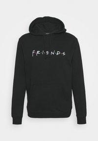 COLLAB - Sweatshirt - black