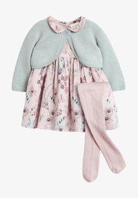 Next - SET - Day dress - lilac - 0