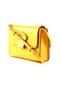 The Bridge - CERNAIA - Across body bag - giallo limone - 2