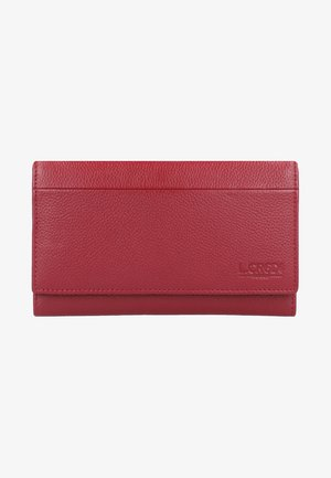 CHRISSI - Wallet - red
