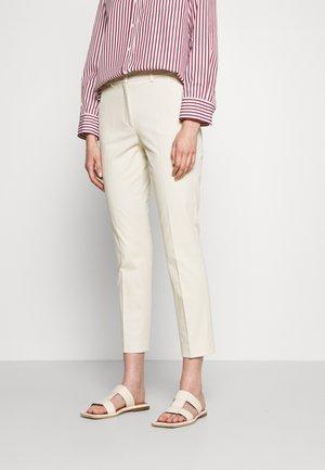 ZANNA - Pantalon classique - ivory
