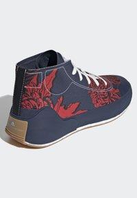 adidas by Stella McCartney - ADIDAS BY STELLA MCCARTNEY TREINO MID-CUT PRINT SHOES - Sneakers alte - blue - 4