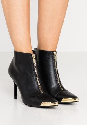 ZIP STILETTO  - Bottines à talons hauts - nero