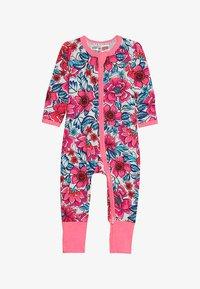 Bonds - ZIP WONDERSUIT BABY - Overall / Jumpsuit /Buksedragter - pink - 4