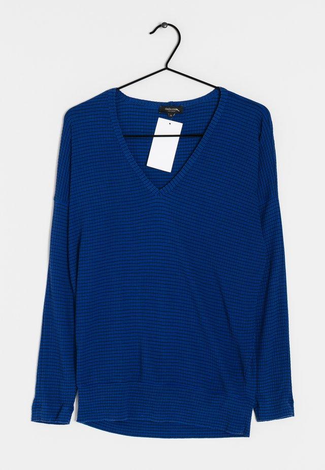 Longsleeve - blue