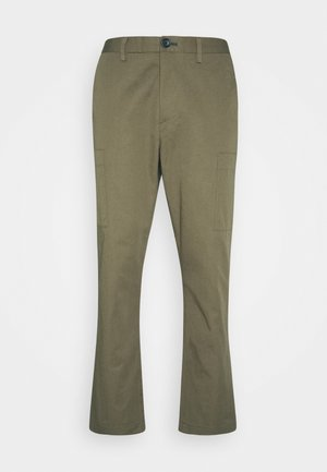 POCKET TROUSER - Kapsáče - khaki