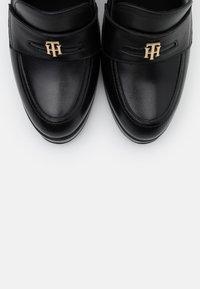 Tommy Hilfiger - POLISHED - High heels - black - 5