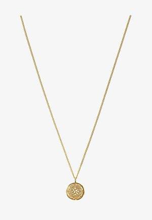 MIT KOMPASS - Necklace - gelbgold-coloured