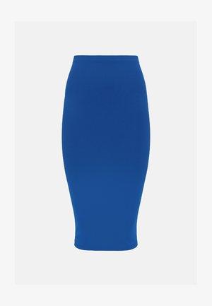 Pencil skirt - egyptian blue