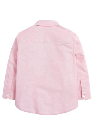PINK LONG SLEEVE OXFORD SHIRT (3MTHS-7YRS) - Košile - pink
