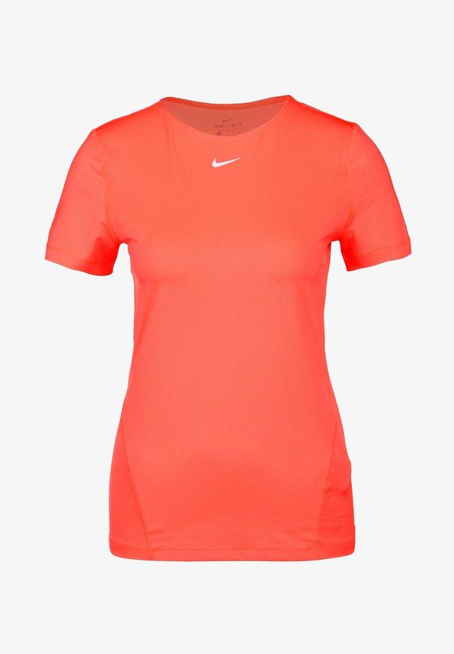 ALL OVER - T-shirt basique - orange