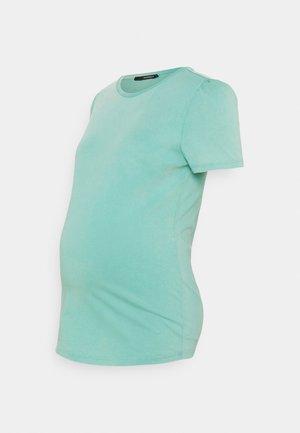 TEE - Jednoduché triko - agate green