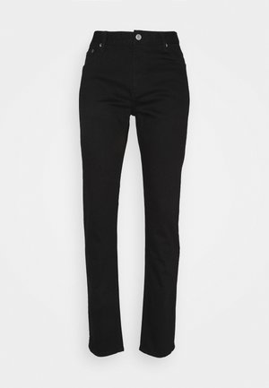 SUNDAY - Straight leg jeans - black