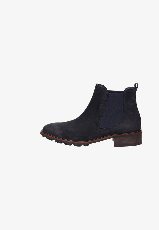 FASHION  - Classic ankle boots - blau (03)