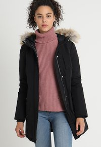 Tommy Jeans - TJW TECHNICAL JACKET - Down coat - tommy black - 0