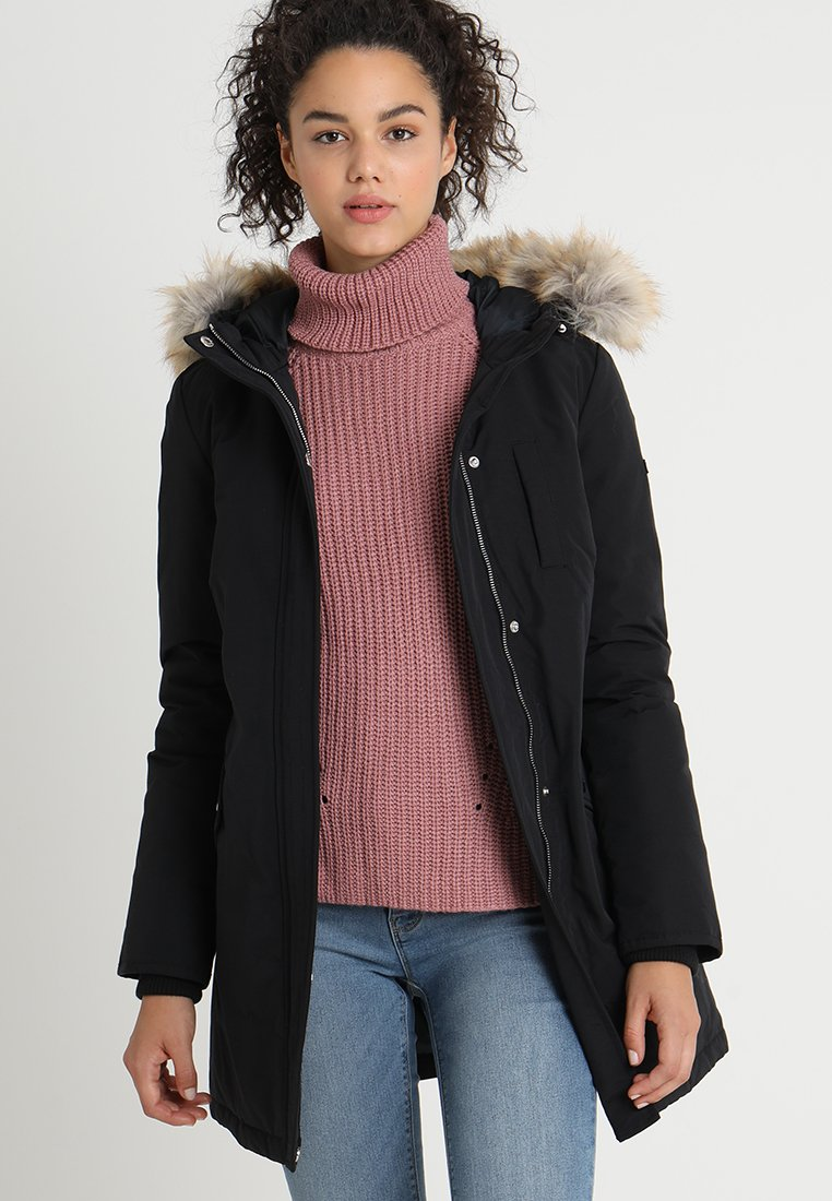Tommy Jeans - TJW TECHNICAL JACKET - Down coat - tommy black