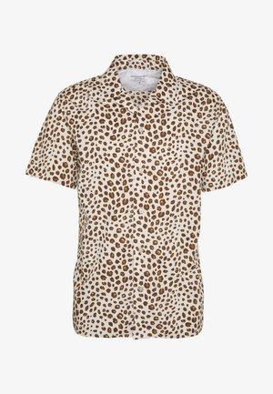 CHEETAH PRINT - Shirt - light brown