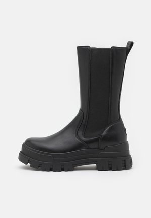 ASPHA - Botas - black