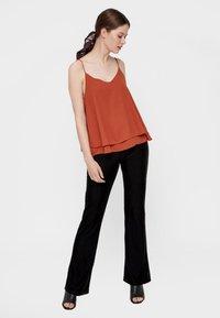 Pieces - PCBODIL SLIP - Top - ochre - 1