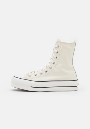 CHUCK TAYLOR ALL STAR LIFT - High-top trainers - egret/white/black