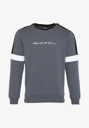 TARDAN - Sweatshirt - asphalt reflective