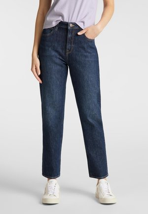 CAROL - Jeansy Straight Leg - dark roberto
