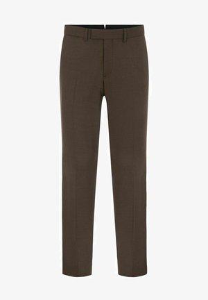 Pantaloni - umber brown