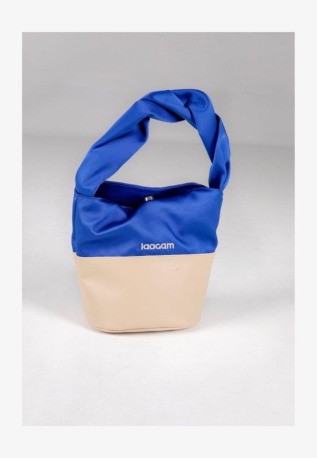 KLEIN - Handbag - neon blue