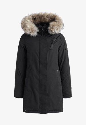 MALOUSA - Winter coat - schwarz