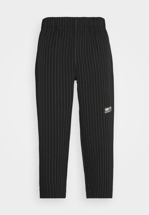 STAMFORD TROUSERS - Spodnie materiałowe - black