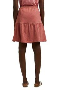 Esprit - A-line skirt - blush - 7
