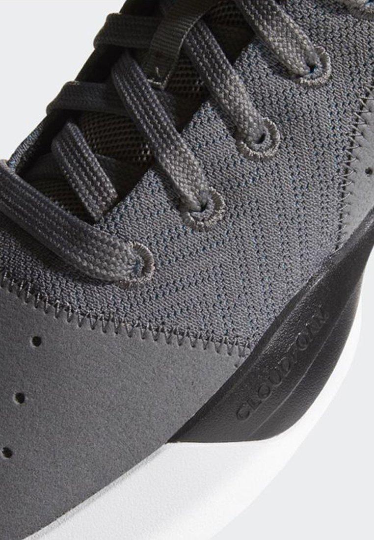 adidas Performance PRO ADVERSARY 2019 SHOES - Basketballschuh - grey/grau - Herrenschuhe IRayd